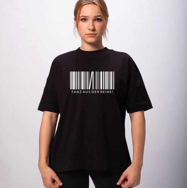 Tanz aus der Reihe Unisex Premium Oversize T-Shirt