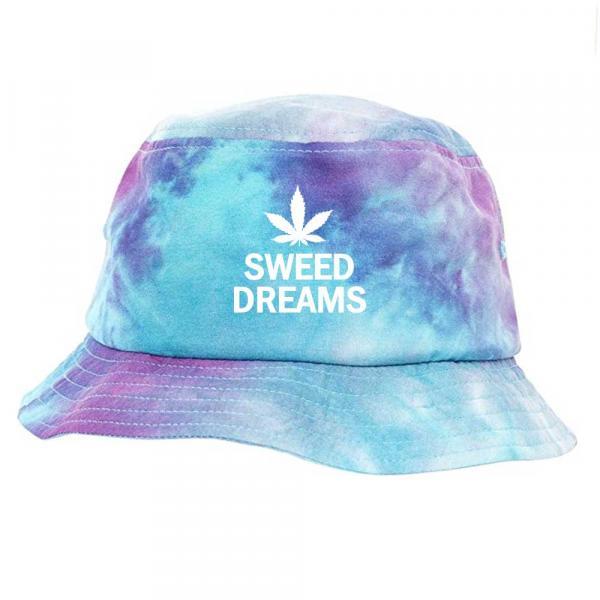 Sweed Dreams - Flexfit Fischerhut Batik