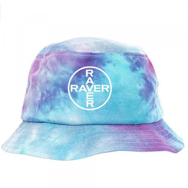 Raver - Flexfit Fischerhut Batik
