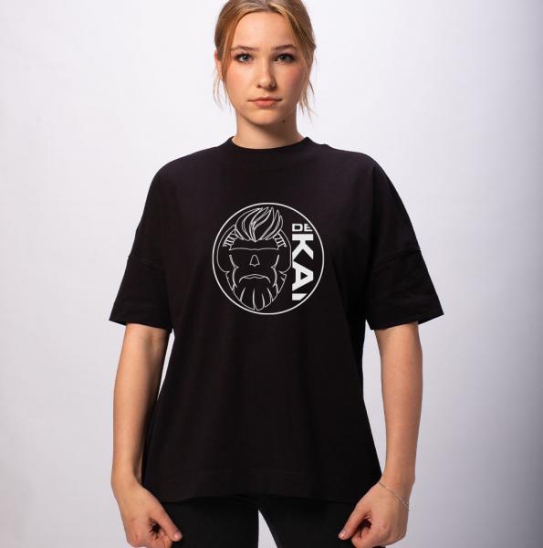 Dekai Logo Premium Oversize T-Shirt Unisex