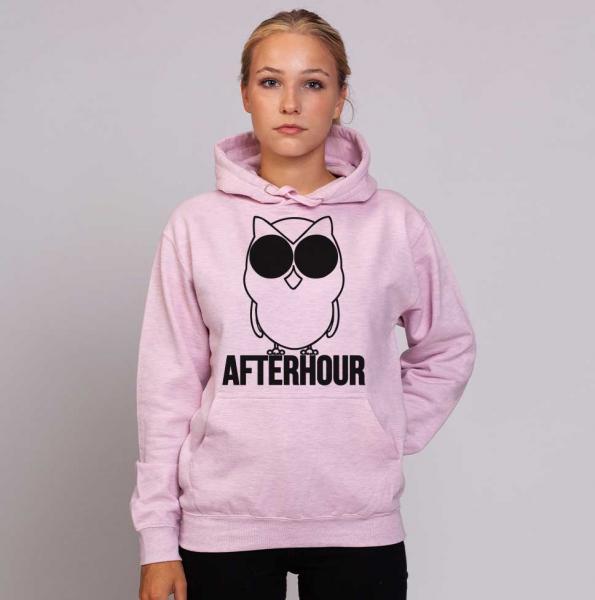 Afterhour - Unisex Pastell Hoodie