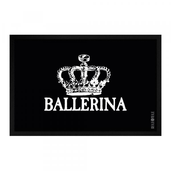 Ballerina Fussmatte 60 x 40 cm