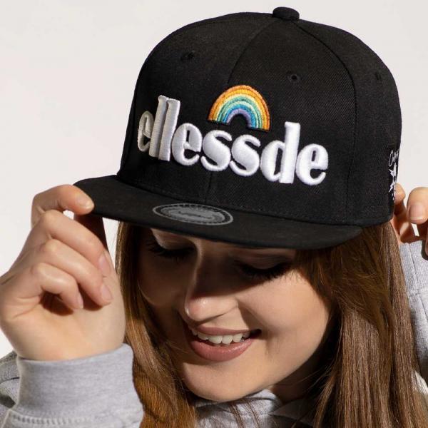 Ellessde - Snapback Cap mit 3D Stick