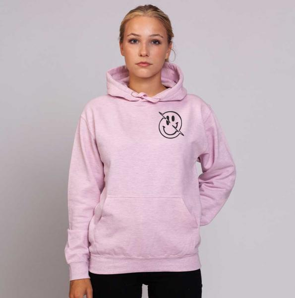 Face - Unisex Pastell Hoodie