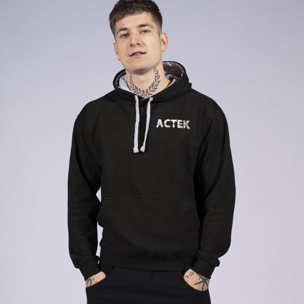 ACTEK Logo Unisex Hoodie