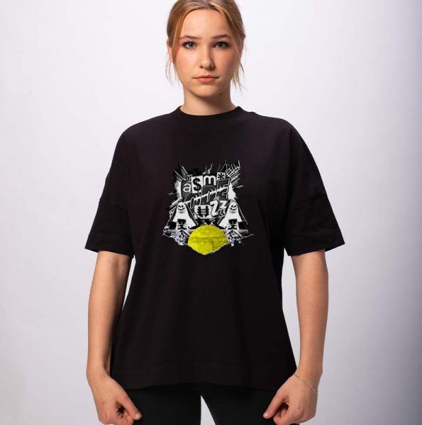 AsmodeuZz - Premium Oversize T-Shirt Unisex