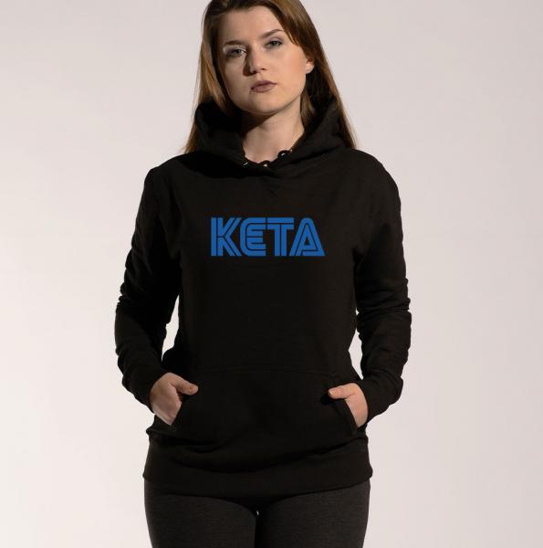 Keta - Damen Hoodie mit Kapuze