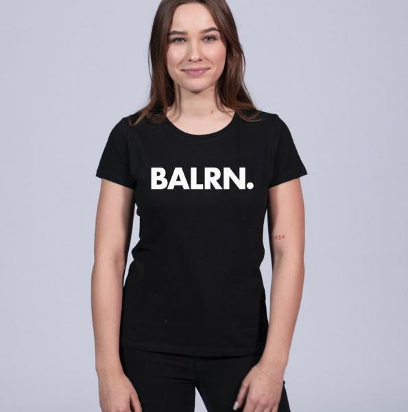 BALRN Damen T-Shirt mit Rundhalsschnitt