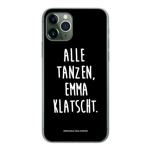 Emma klatscht - Smartphone Soft Case