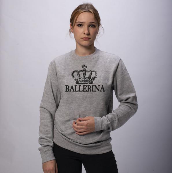 Ballerina Unisex Sweatshirt