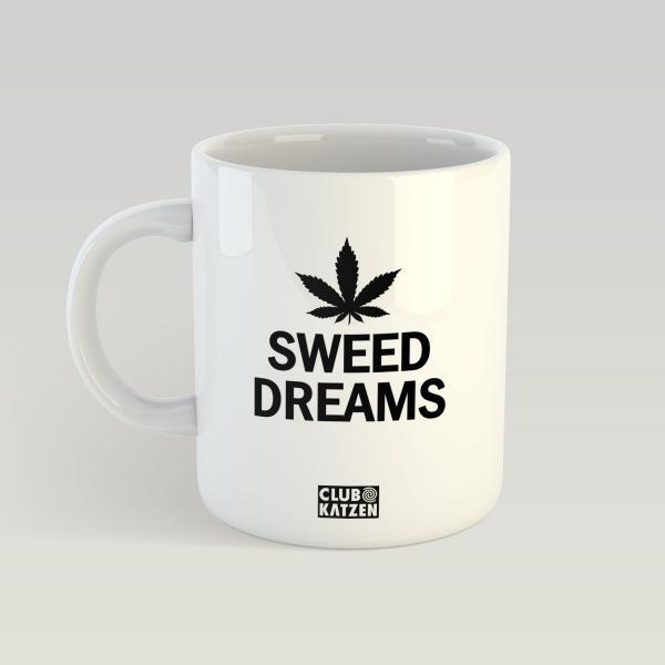 Sweed Dreams - Weiße Tasse