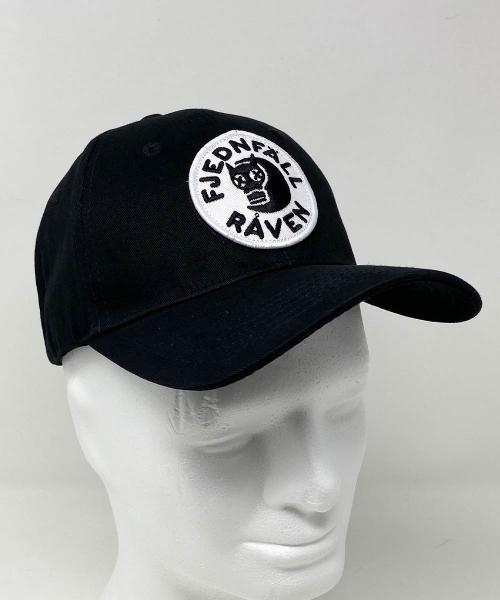 Fjednfall Raven - Snapback Cap, gebogener Schirm, Versteck Fach