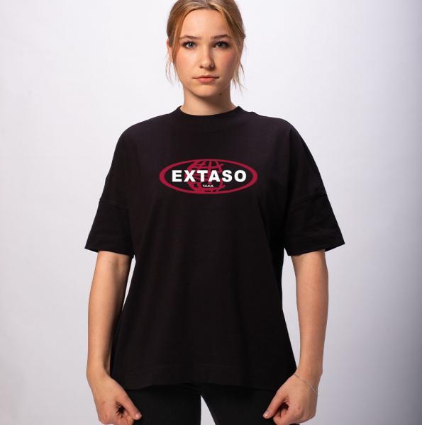 Extaso East Premium Oversize T-Shirt Unisex