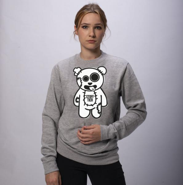 Stofftier Unisex Sweatshirt