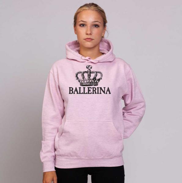 Ballerina - Unisex Pastell Hoodie