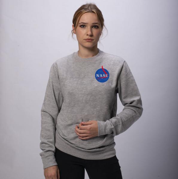 Karl Linienfeld Nase Unisex Sweatshirt
