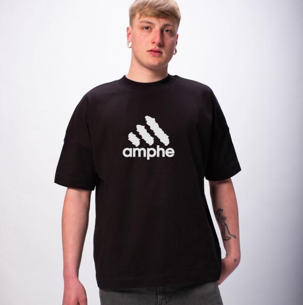 Amphe Unisex Premium Oversize T-Shirt