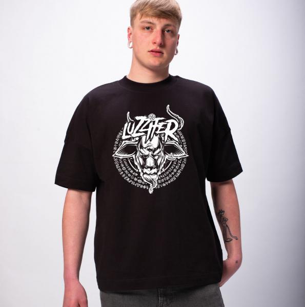 Luzzifer Premium Oversize T-Shirt Unisex
