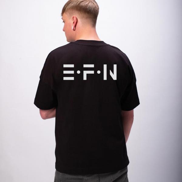 EFN Unisex Premium Oversize T-Shirt