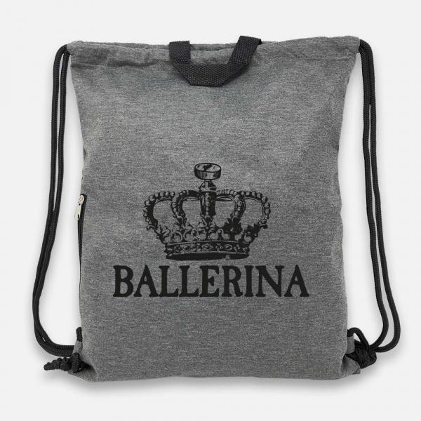 Ballerina - Jersey Bag Anthrazit