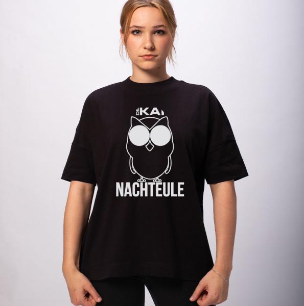 Dekai Nachteule Premium Oversize T-Shirt Unisex
