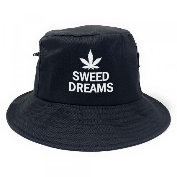 Sweed Dreams - Premium Fischerhut mit Seitentaschen