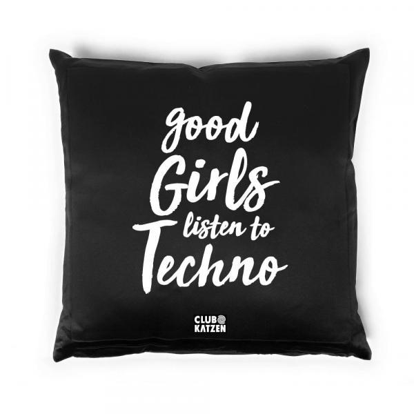Good Girls - Kissen schwarz