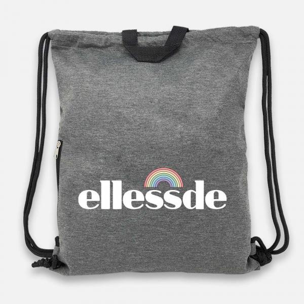 Ellessde - Jersey Bag Anthrazit