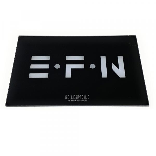 EFN - Acrylplatte von Geile Teile