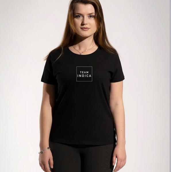Team Indica Girls Rundhals T-Shirt