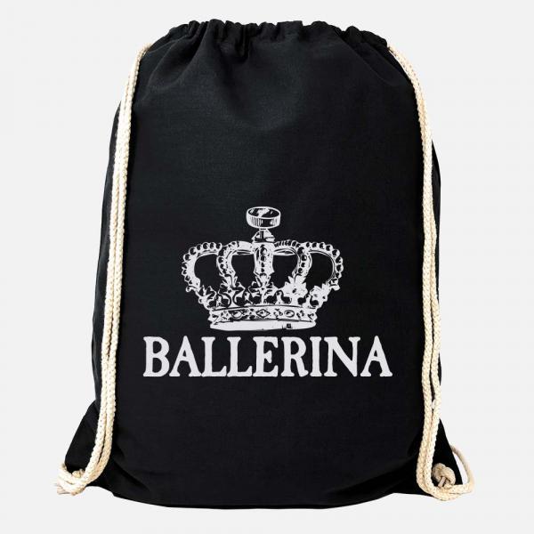 Ballerina - Turnbeutel / Gymbag