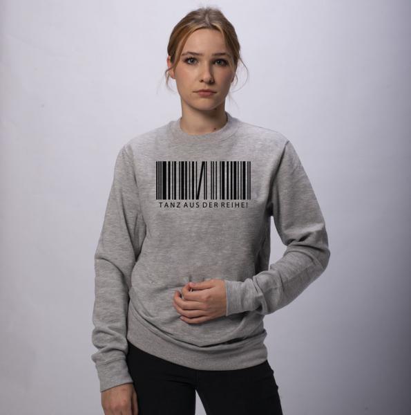 Tanz aus der Reihe Unisex Sweatshirt