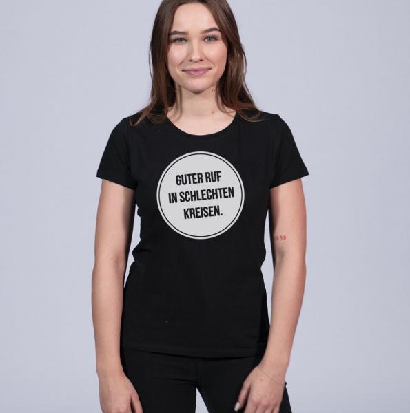 Guterruf Damen T-Shirt mit Rundhalsschnitt