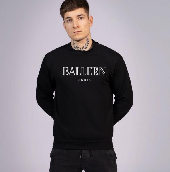 Ballern Paris Unisex Sweatshirt