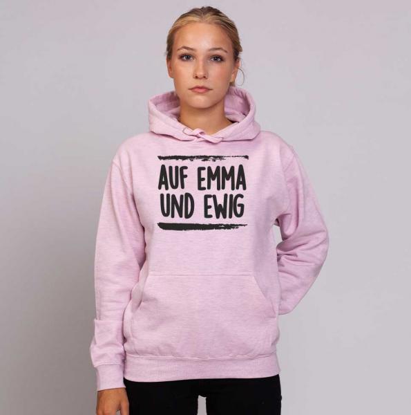 Auf Emma und Ewig - Unisex Pastell Hoodie