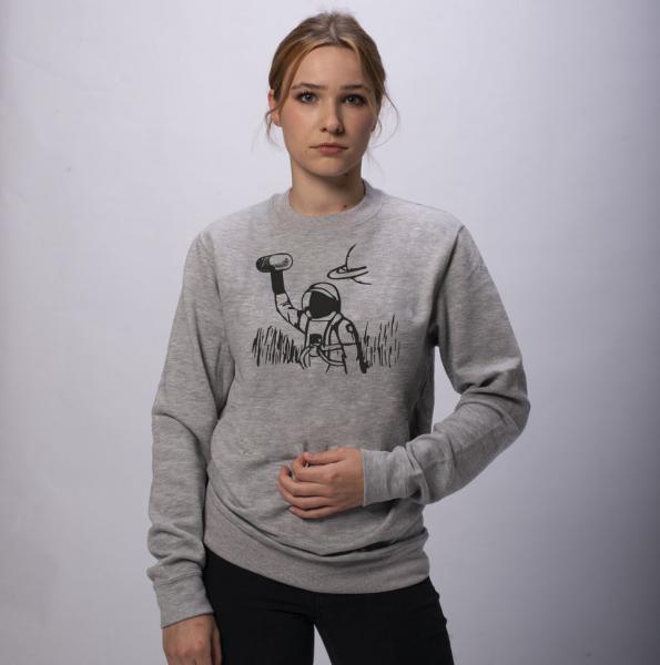 Astronaut Unisex Sweatshirt