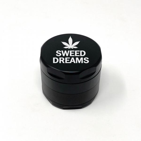 Sweed Dreams - Aluminium Mühle 4-tlg
