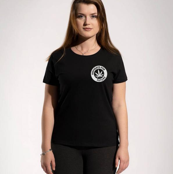 Highdays For Future Girls Rundhals T-Shirt