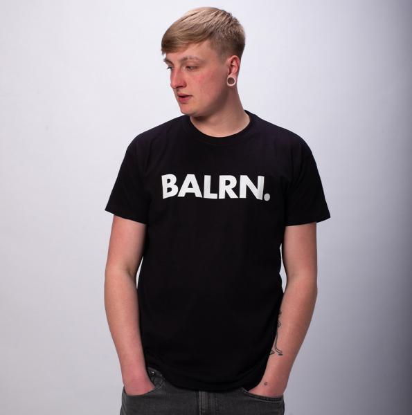 BALRN Herren T-Shirt mit Rundhalsausschnitt