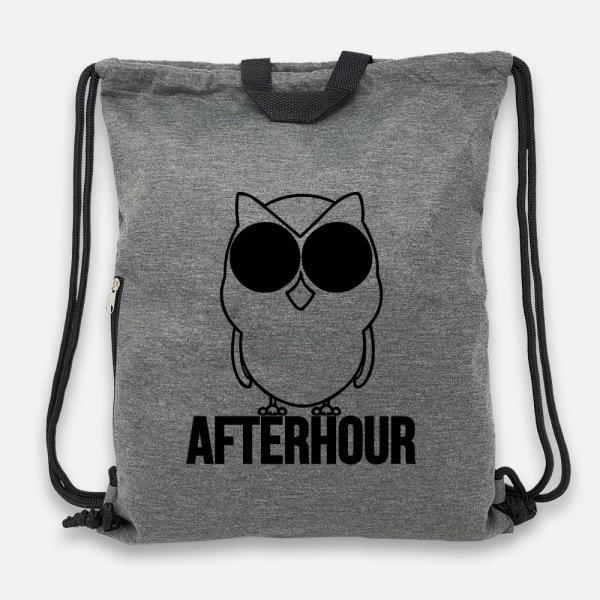 Afterhour - Jersey Bag Anthrazit