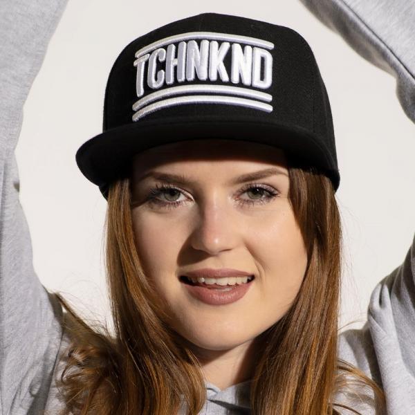 TCHNKND / Technokind Snapback Cap mit Versteck Fach