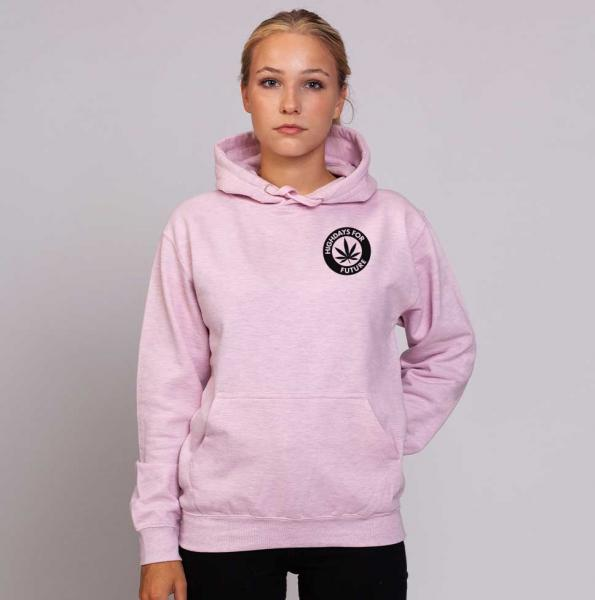 Highdays for Future - Unisex Pastell Hoodie