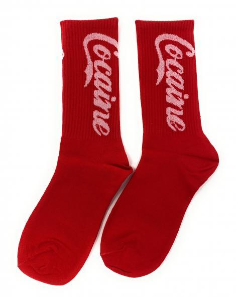 2 Paar Coca Raver Socken, Strümpfe