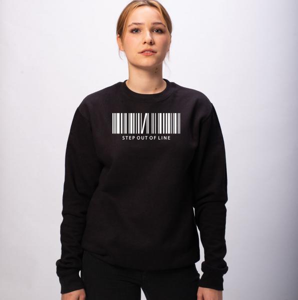 Step out Unisex Sweatshirt